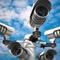Установка систем видеонаблюдения (монтаж)