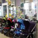 Магазин «KinderCity» (Киндер Сити) в ТД «Ждановичи» Мир Моды-4; 1 этаж; пав.61 приглашает за детскими товарами