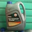 Продам моторное масло Gulf полусинтетическое, 10w40 для дизельных двигателей!