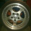 Продам диски R18 с резиной