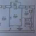 Продам 2-х комн. квартиру в г. Калинковичи