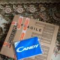 Продам варочную поверхность CANDY PL40/1ASXGH, фотография 5