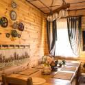 Колоритная усадьба в Беловежской Пуще