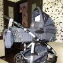 продам модульную коляску 3в1, 3в1 Krasnal saturn2, фотография 3