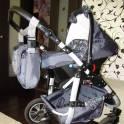продам модульную коляску 3в1, 3в1 Krasnal saturn2, фотография 11