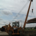 трубоукладчик четра тг321 г/п 40-45 тонн