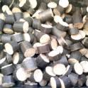 Топливные брикеты древесные (из опилок Дуб, Ясень). Некондиция.