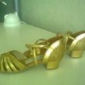 Туфли танцевальные (бальные).