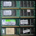 Модуль памяти DDR1 512 Мб