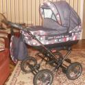 Модульная коляска 2в1 Kajtex Caren