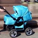 Детская коляска трансформер Sprinter Jack-Pol
