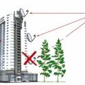 Ремонт  эфирных и спутниковых антенн, ресиверов Триколор и НТВ плюс.