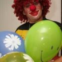клоун Бублик для детей и взрослых