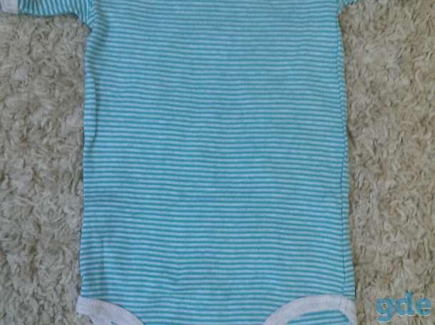 боди для малыша с коротким рукавом, фотография 1