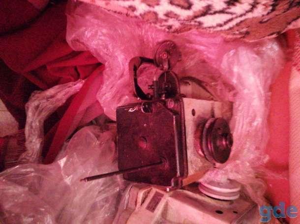 Продам швейные машинки б. у. производственные, фотография 2