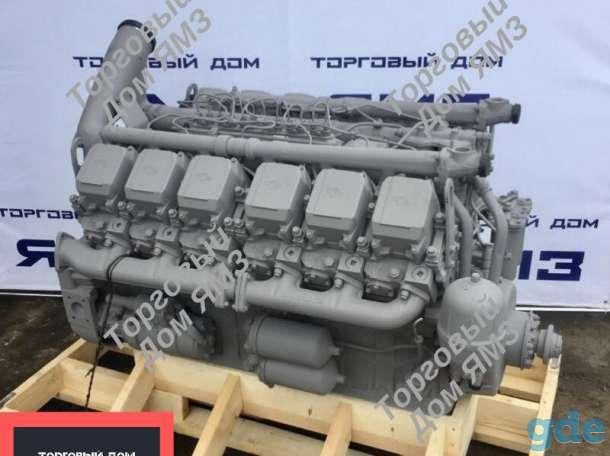 Двигатель ЯМЗ 240БМ, М2, фотография 5