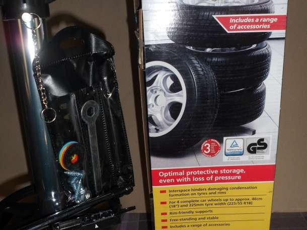 Стойка для хранения колес., фотография 1