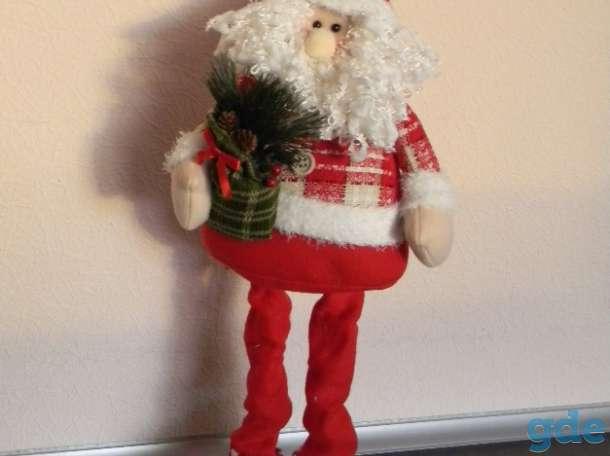Дед Мороз под елку на телескопических ногах! Распродажа), фотография 2