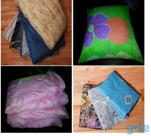 Матрац, подушка. Одеяло., фотография 1