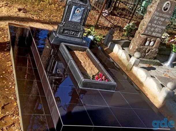 Памятники.Работаем по всей РБ.Благоустройство могил.Рассрочка, фотография 6