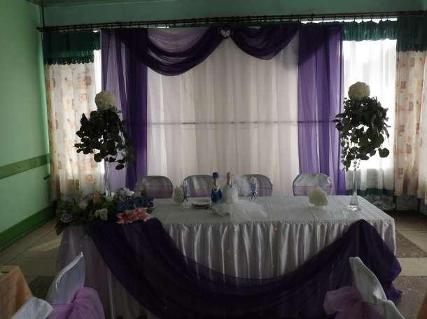 оформление свадебного зала в Кировске, фотография 10
