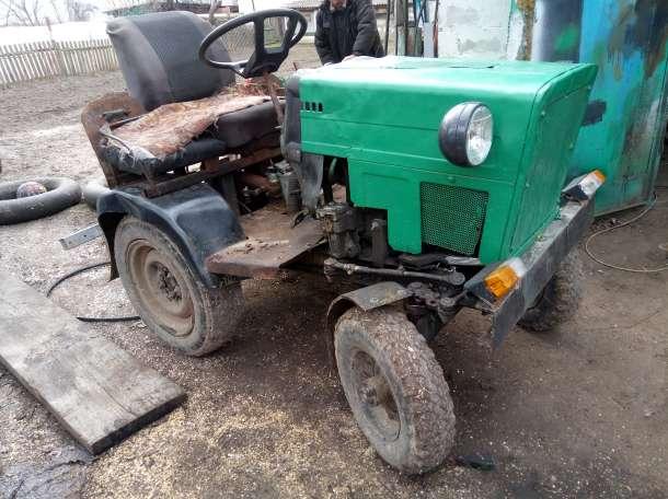 Мини трактор , фотография 1
