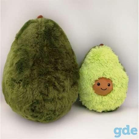 Плюшевый авокадо, фотография 1