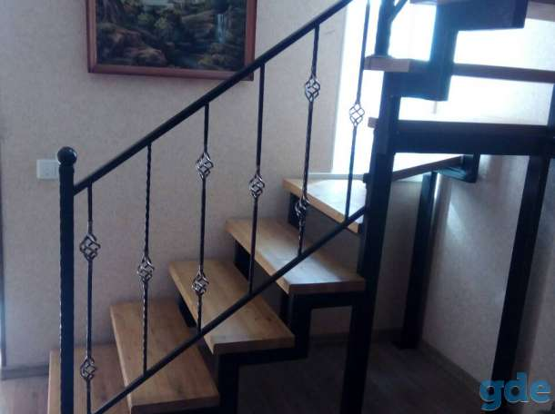 Лестницы(каркас лестницы), фотография 5