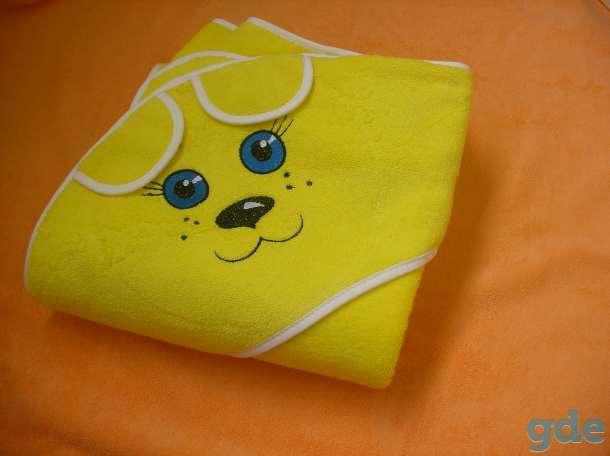 Детское полотенце с капюшоном, фотография 3