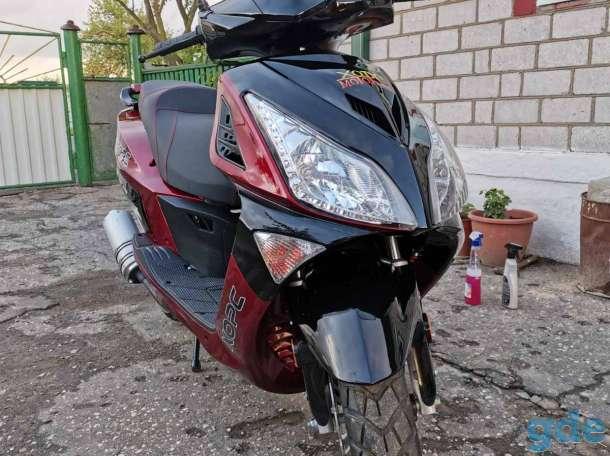Продам скутер, фотография 4