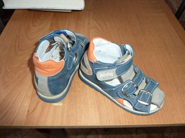 Продам обувь детскую ортопедическую, фотография 3