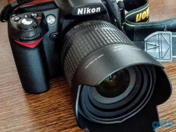 Nikon D90 фотоаппарат, фотография 1