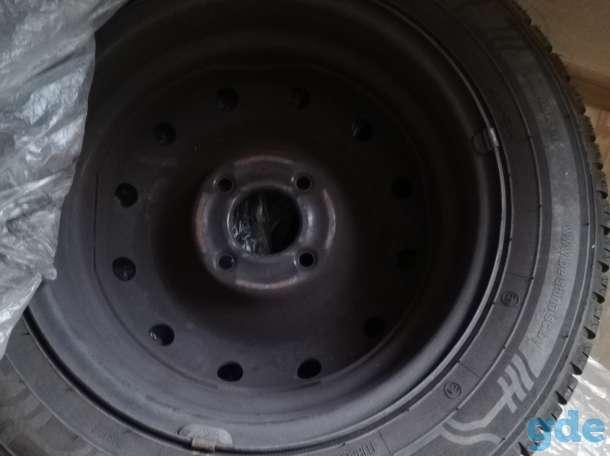 Продам шины с дисками, фотография 2