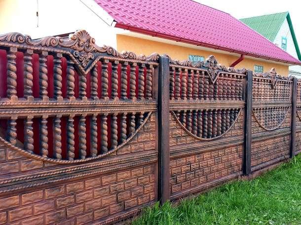 Забор в Слониме, фотография 12
