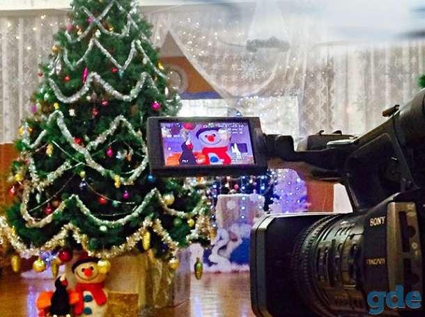 Видеосъемка и фото новогодних утренников в детском саду, фотография 1