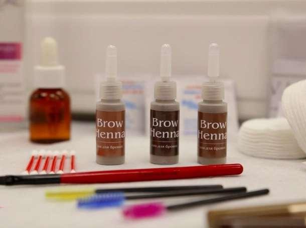 Хна для бровей Brow Henna , фотография 1