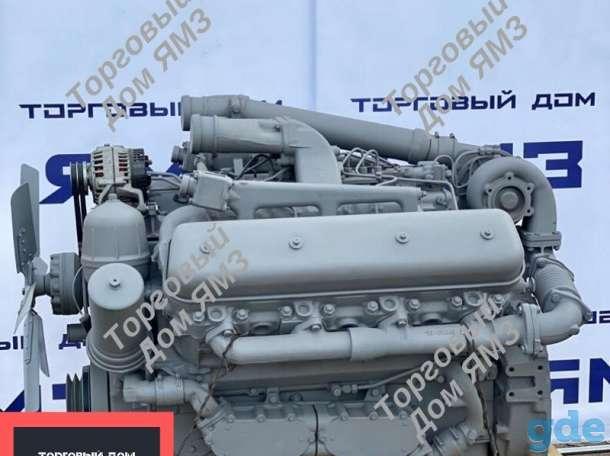 Двигатель ЯМЗ 7511, фотография 4
