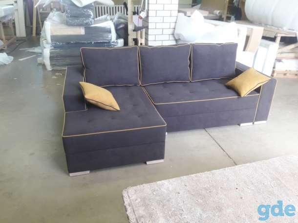 Ремонт и перетяжка мягкой мебели, фотография 3