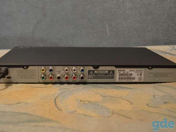 DVD-плеер Philips DVP3358K/51, фотография 2