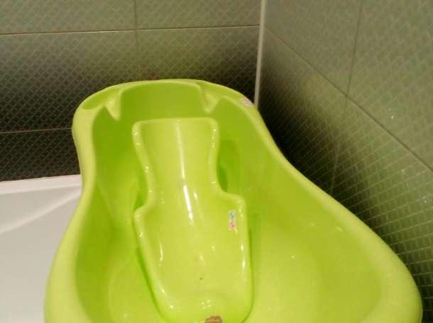 Ванночка и подставка для купания, фотография 1