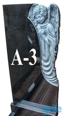 Резной памятник выполненный на фрезерном станке, фотография 9