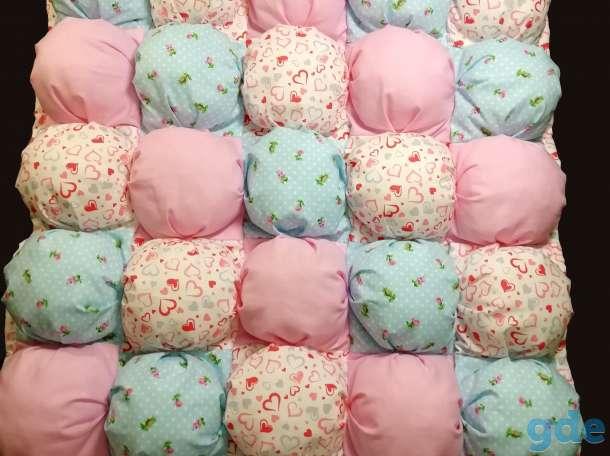 Лоскутное одеяло в технике