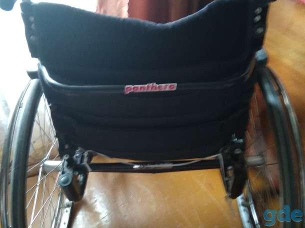 Инвалидная коляска,пантера, фотография 3