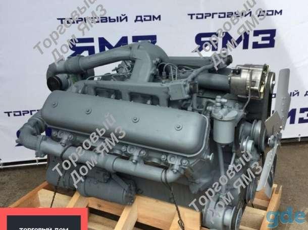 Двигатель ЯМЗ 238НД3 Турбо, фотография 5