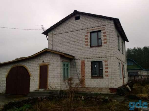 Продается 2-эт. кирпичный дом с шикарным месторасположением в д. Городок, фотография 6