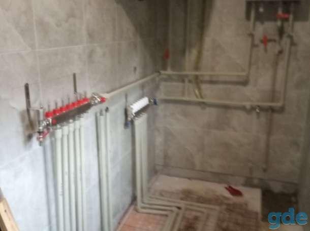 Монтаж отопления на любом топливе: газ, твердое топливо, дизель(жидкое печное),газогенератор, электричество., фотография 8