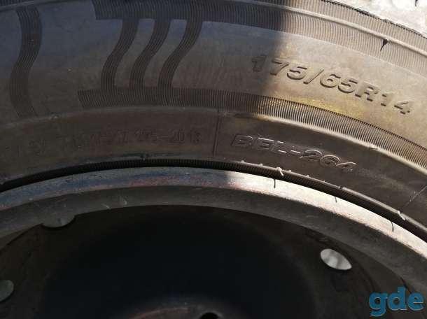 Продам шины с дисками, фотография 3