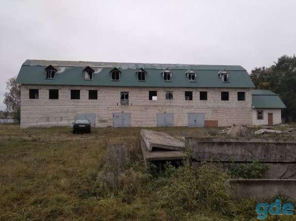 производственное здание, ул. Козлова, 1а, фотография 1