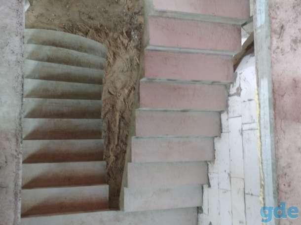 Бетонные лестницы, фотография 6