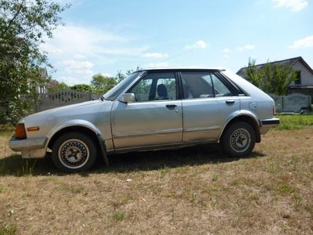 Mazda 323, фотография 1